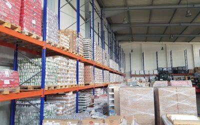 Класификация на складове